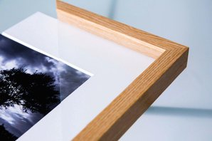 Double rebate frames | 3-D picture framing