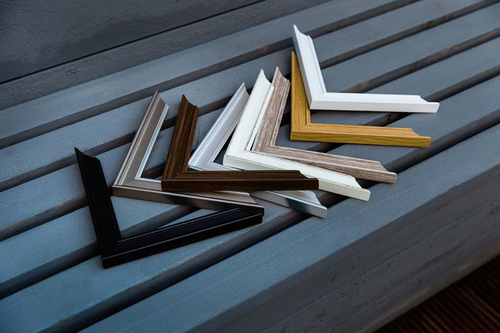 Fletcher Basics | Most professional looking picture frames