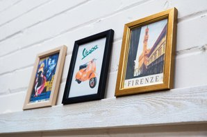 Linear Moulding | custom made picture frames