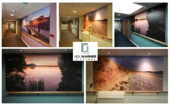 Large wall murals | Picture framer Bristol | personalised photo frame | framed photo prints