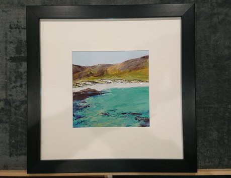 Neil Warner Pictures | picture framing Bristol | framed painting | photo framers