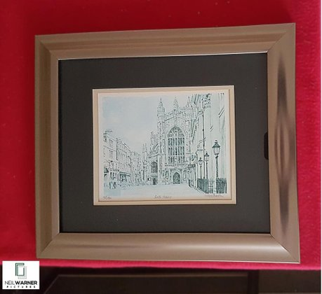 Old photograph | framing photography | personalised picture frame | double mounted picture
