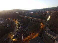Dawn | Ref : JW 045 | aerial photography | Bristol city from above | design photography | online gallery | framed photo prints