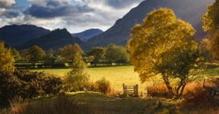 Lake district UK | landscape photography | stock image for interior decor